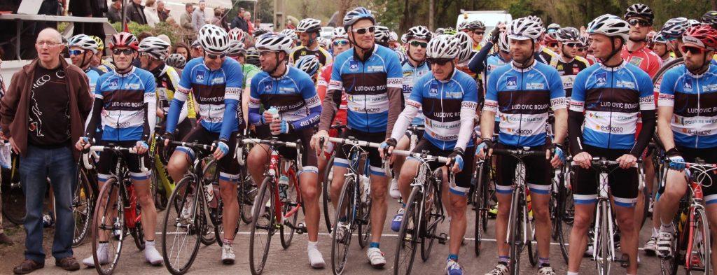 Coureurs ACC Cyclisme 2016