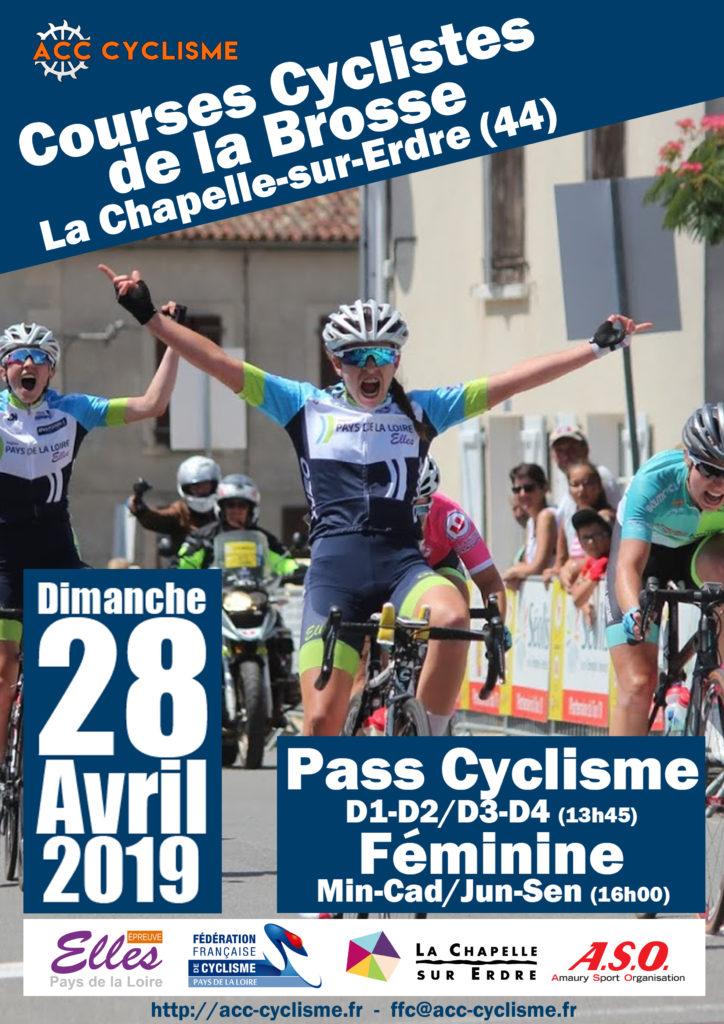 Calendrier Des Courses Cyclistes 2019.Courses De La Brosse 2019 Acc Cyclisme